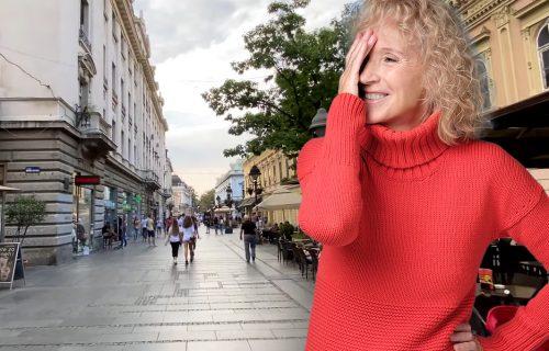 """""""Vidi ove dve bombe, opasna je MATORKA"""": Mirjana (56) šetala sa ćerkom Knez Mihailovom, pa doživela UŽAS"""