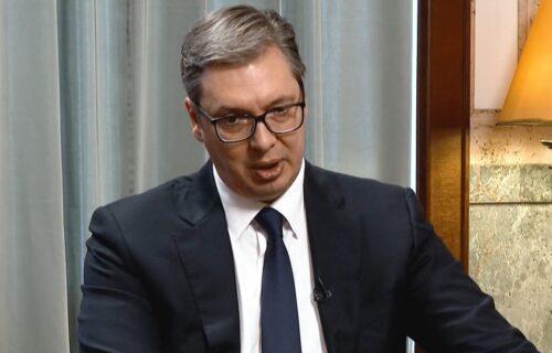"""Vučić o INCIDENTU na utakmici u Novom Pazaru: """"Pokazali su šta misle o Srbiji"""""""