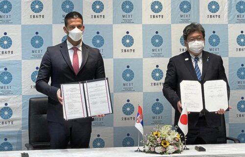 Susret Udovičića sa japanskim kolegom: Nastavljamo put uspešne saradnje i jačanje PRIJATELJSKIH ODNOSA