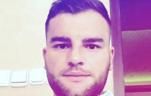 TRAGEDIJA u Crnoj Gori: Ovo je mladić koji se UTOPIO u Ulcinju, nedavno je verio devojku (FOTO)