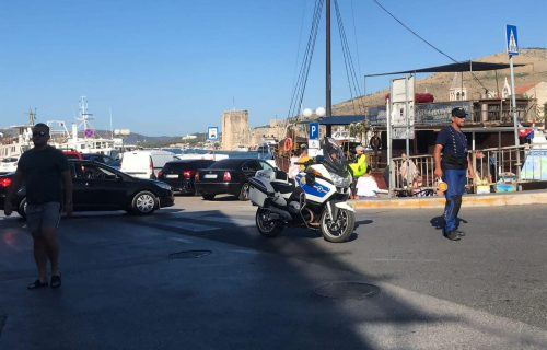 HAOS na hrvatskom primorju: Jaka EKSPLOZIJA u Trogiru, neverovatan prizor nakon detonacije (FOTO)