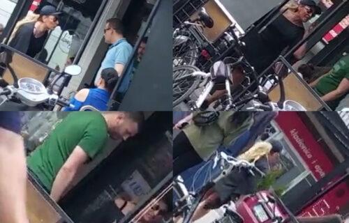 Videla muškarca sa drugom ženom u Novom Pazaru, pa ga NAPALA i PSOVALA: Užas, imaš četvoro dece (VIDEO)