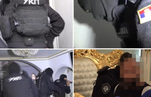 SPEKTAKULARNA akcija policije: Beograđani oprali 40 miliona, pa pokušali da se SAKRIJU na tavanu (VIDEO)