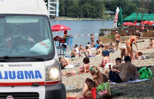 Misteriozna SMRT na nudističkoj plaži: Telo muškarca nađeno na Adi Ciganliji
