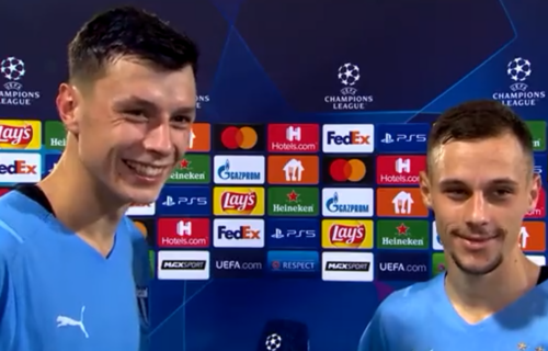 Srbin i Bosanac nasmejali fudbalski svet: Veljko, ako ćeš ovako igraš, moraš da naučiš jezik! (VIDEO)
