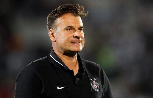Stanojević zadovoljan, ali i zabrinut: Ne znamo kakva je situacija sa Rikardom!
