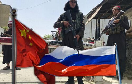 Kina i Rusija imaju INTERESE u Avganistanu: Evo zbog čega dve velike svetske sile neće RAT sa talibanima