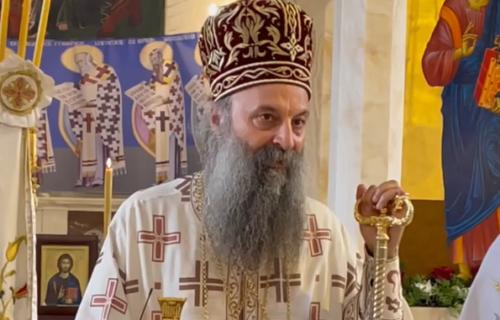 Mir ne možemo postići mimo Hrista: Patrijarh Porfirije rečima dodirnuo srca vernika