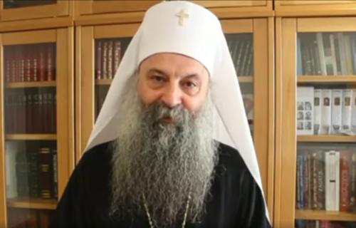 Porfirije ČESTITAO Roš Ašanu: Patrijarh uputio prelepu PORUKU svim pripadnicima jevrejske zajednice