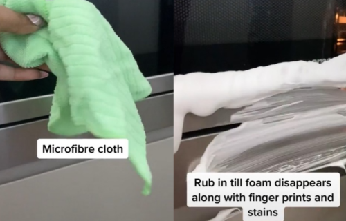 Rešite se otisaka prstiju i mrlja sa kućnih uređaja, uz pomoć samo DVE STVARI koje već imate (VIDEO)
