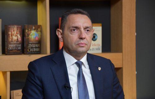 Ministar Vulin: Kako to da sam uhapsio Kovačevića, ako sam sarađivao sa njim?
