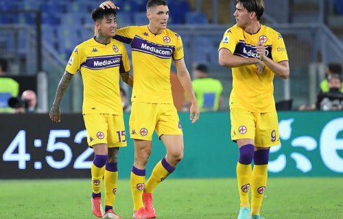 Melem za oči: Da li je ovo detalj sa treninga reprezentacije Srbije ili italijanske ekipe? (FOTO)