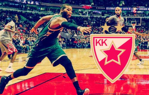 NBA BOMBA na pomolu? Zvezda želi brutalnog centra, ali i magičnog Ostina (FOTO)