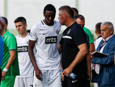 "Stigao ""novi Sadik"": Partizanova legenda iskopala novog golgetera (FOTO)"