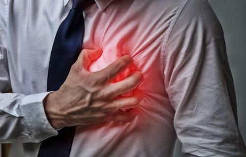 Prepoznajte na vreme simptome mogućeg SRČANOG udara: Telo nam mesecima šalje ove SIGNALE upozorenja