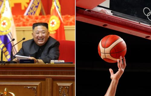 U Severnoj Koreji ništa nije normalno, pa tako ni košarka: Ovo su pravila koja je izmislio Kim Džong Un