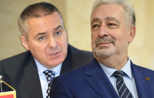 Pokušava da se OPERE: Zdravko Krivokapić podneo krivičnu PRIJAVU protiv Veselina Veljovića