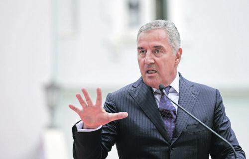 Da li je Đukanović PREKRŠIO Ustav? Počinje procedura OPOZIVA u Skupštini Crne Gore
