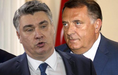Milanović OPLEO po Džaferoviću i Komšiću: Dodikov predlog je DOBAR, ali ova dvojica neće!