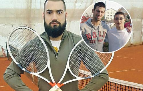 Branio brata, pa nastradao na KRVAVOJ VERIDBI: Nebojša iz Kraljeva obožavao tenis i Đokovića (FOTO)