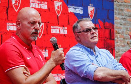 Čović brutalno udario po Saši Obradoviću i obelodanio koliki je budžet Zvezde za ovu sezonu!