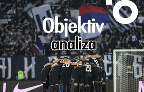 Objektiv analiza: Crno-beli, bravo, bravo – evropski čas fudbala profesora Stanojevića i njegove čete!