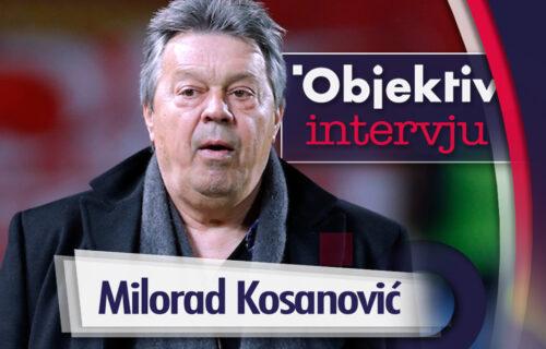 Milorad Kosanović posle poraza Zvezde: Gledam 15 minuta, pa okrenem na neki film