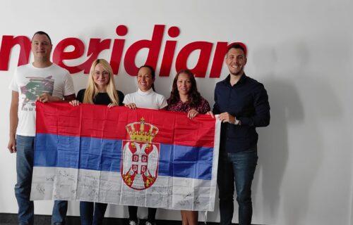 GODINA U ZNAKU HUMANOSTI: Meridian pomogao Bošku kupovinom zastave i nastavio svoju humanu misiju