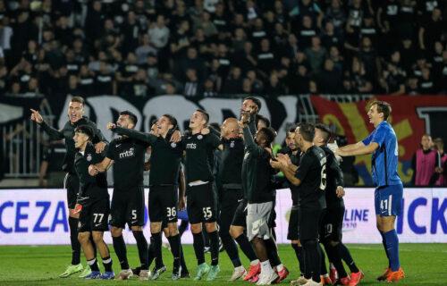Novo pojačanje u Humskoj: Partizan angažovao napadača iz Gane (FOTO)