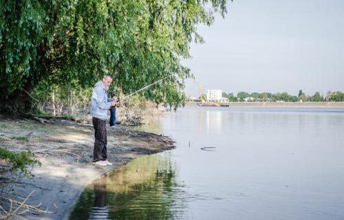 Martin ulovio ribu: Kad je bolje pogledao, ostao je ŠOKIRAN prizorom (FOTO)