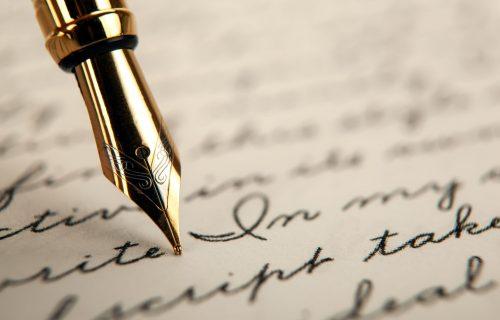 """Rukopis otkriva SVE: Šta slovo """"i"""", potpis i znakovi interpunkcije govore o vašoj LIČNOSTI"""