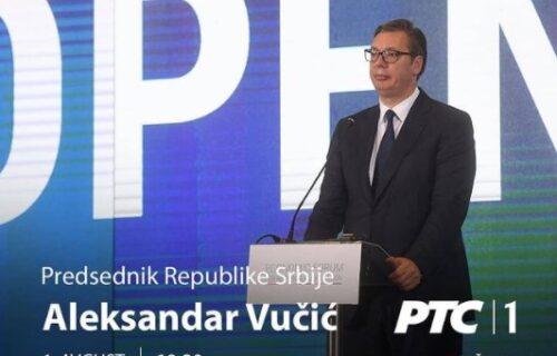 Predsednik Srbije gostuje večeras na RTS-u: Vučić se obraća naciji u 19.30 časova
