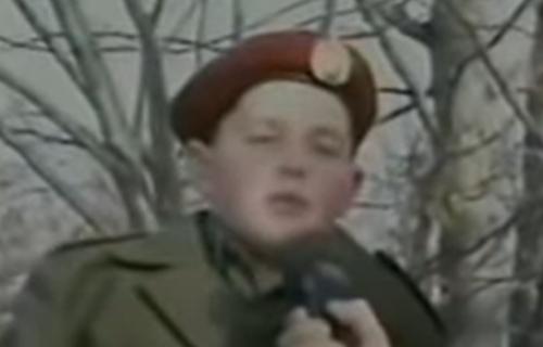 Spomenko je NAJMLAĐI odlikovani borac Vojske RS: Poginuo sa 14, a njegove reči ODZVANJAJU i danas (VIDEO)