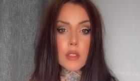 """Pohvalila se novom tetovažom, pa se IZBLAMIRALA: """"Ovo ne izgleda kao rogovi"""" (VIDEO)"""