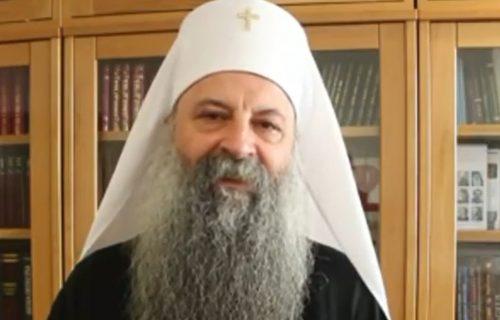 Patrijarh Porfirije stiže u Banjaluku: Vernici če ga dočekati pred Hramom Svete Trojice