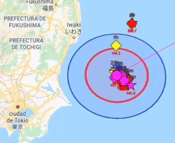 Japan pogodio snažan zemljotres: PANIKA u Tokiju, ljudi BEŽALI iz Olimpijskog sela