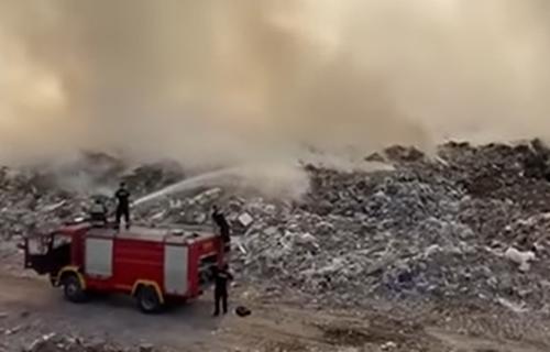 Oglasio se MUP o POŽARU kod Vinče: Sprečeno širenje - vatra pod kontorlom