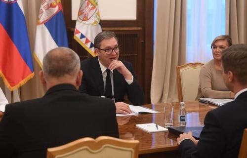 Predsednik Vučić sa Zorčičem: Slovenija PODRŽAVA Otvoreni Balkan, sve više ulaganja sa obe strane (FOTO)