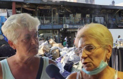 """""""Mučenici, preživeli KORONU, a onda ovo"""": Tuga ispred tržnog centra u Bloku 70, ljudi u SUZAMA (VIDEO)"""