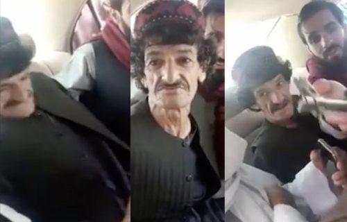 Smejao se do POSLEDNJEG momenta: Komičar se snimao za TikTok dok su ga talibani vodili u SMRT (VIDEO)