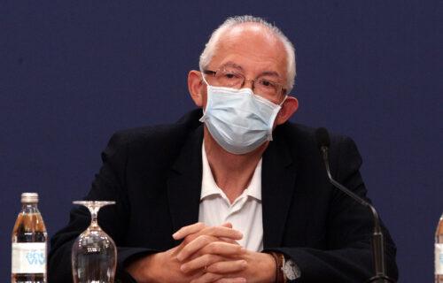 Oglasio se dr Kon pred sednicu Kriznog štaba: Situacija je KATASTROFALNA, razgovarali smo sa Anom Brnabić