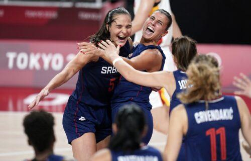 Bravo, dame! Košarkašice Srbije u polufinalu Olimpijskih igara posle VELIKOG PREOKRETA