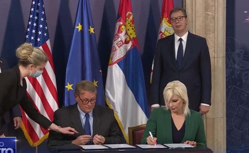 (UŽIVO) Vučić sa predstavnicima kompanije UGT Renewables LLC: Potpisan VAŽAN sporazum