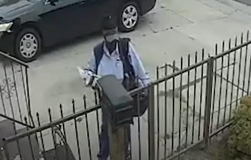 Poštarka uhvaćena u GROZNOM činu: Zbog onoga što je uradila u ovom dvorištu je dobila OTKAZ (VIDEO)