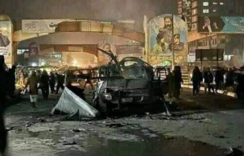 TREĆA EKSPLOZIJA u Kabulu: Detonacija se čula iz pravca aerodroma