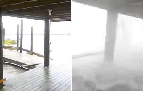 """Uragan """"Ida"""" razorio čitav grad, ima MRTVIH: """"Ovako snažnu OLUJU nikad u životu nismo videli"""" (VIDEO)"""