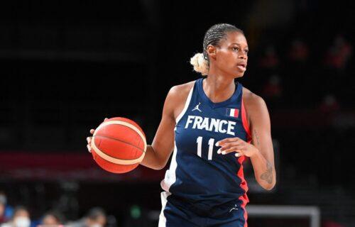Udata za Srbina, a igra za Francusku: Uzela medalju našim devojkama, a sada čeka najlepši trofej (FOTO)