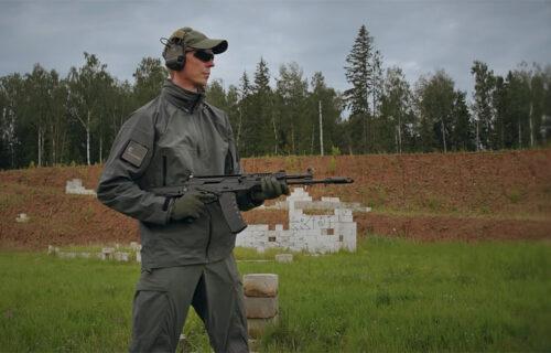 Ruska vojska dobija NOVU pušku: Naravno da dolazi iz fabrike Kalašnjikov (VIDEO)