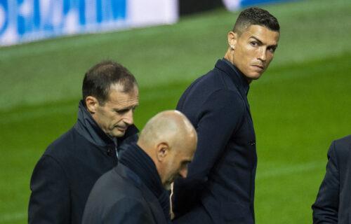Alegri otkrio loše vesti za Juve: Ronaldo želi odmah da ode!