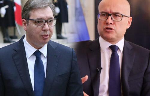 """Miloš Vučević podneo KRIVIČNU PRIJAVU protiv Vučića: """"Verujem u pravosudni sistem naše države"""""""